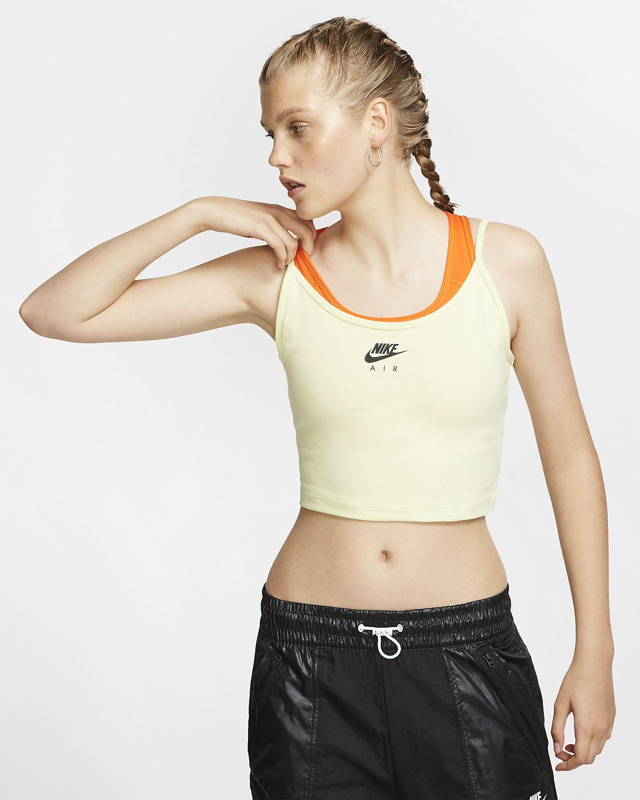 Женская майка Nike Air