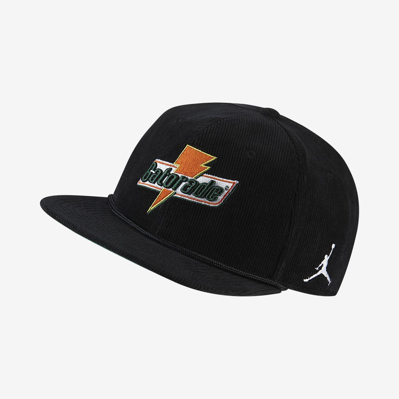 Jordan Pro Like Mike Adjustable Hat. Nike.com SK cc62312811c