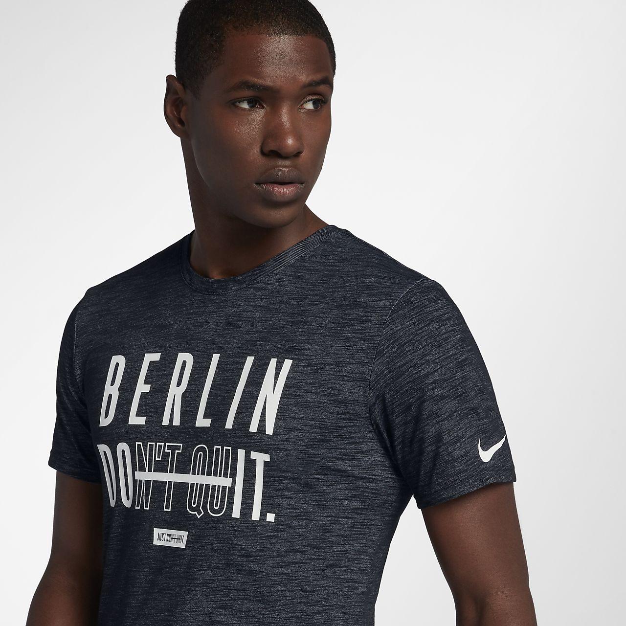 Nike Dri-FIT (Berlin) Trainingsshirt voor heren