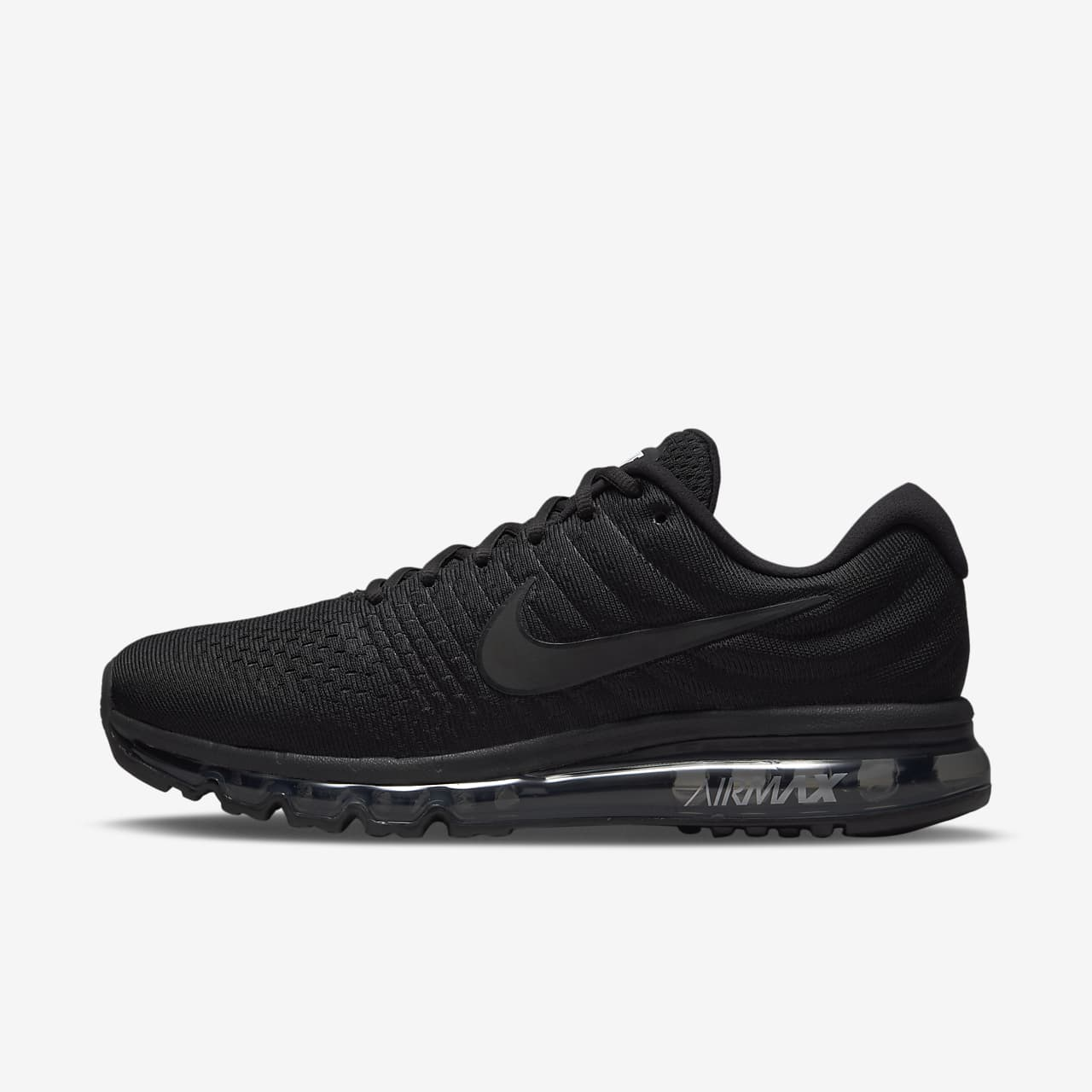 nike air max 2017 black white sports shoes nz