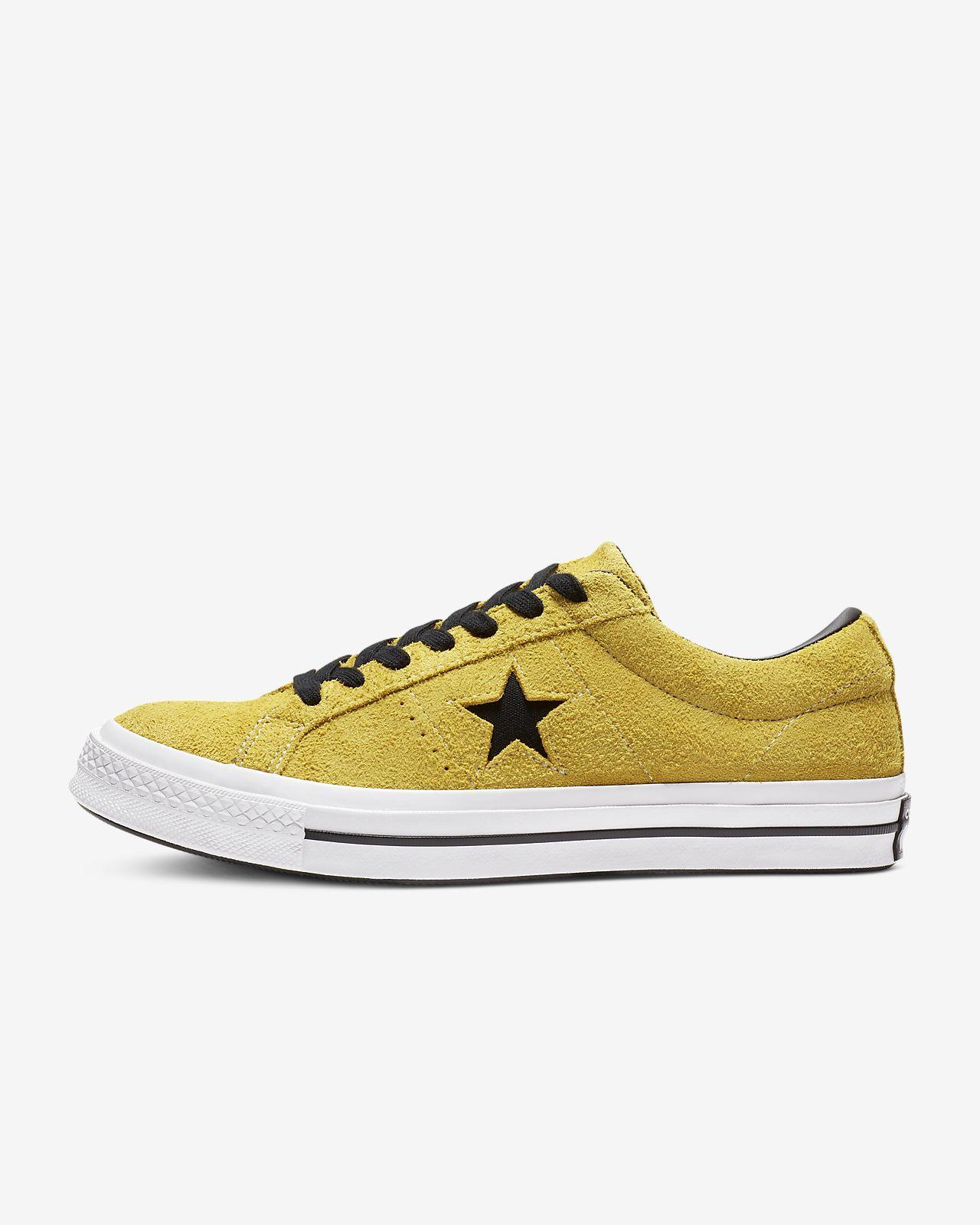 One Star Dark Star Vintage Suede Low Top  Unisex Shoe
