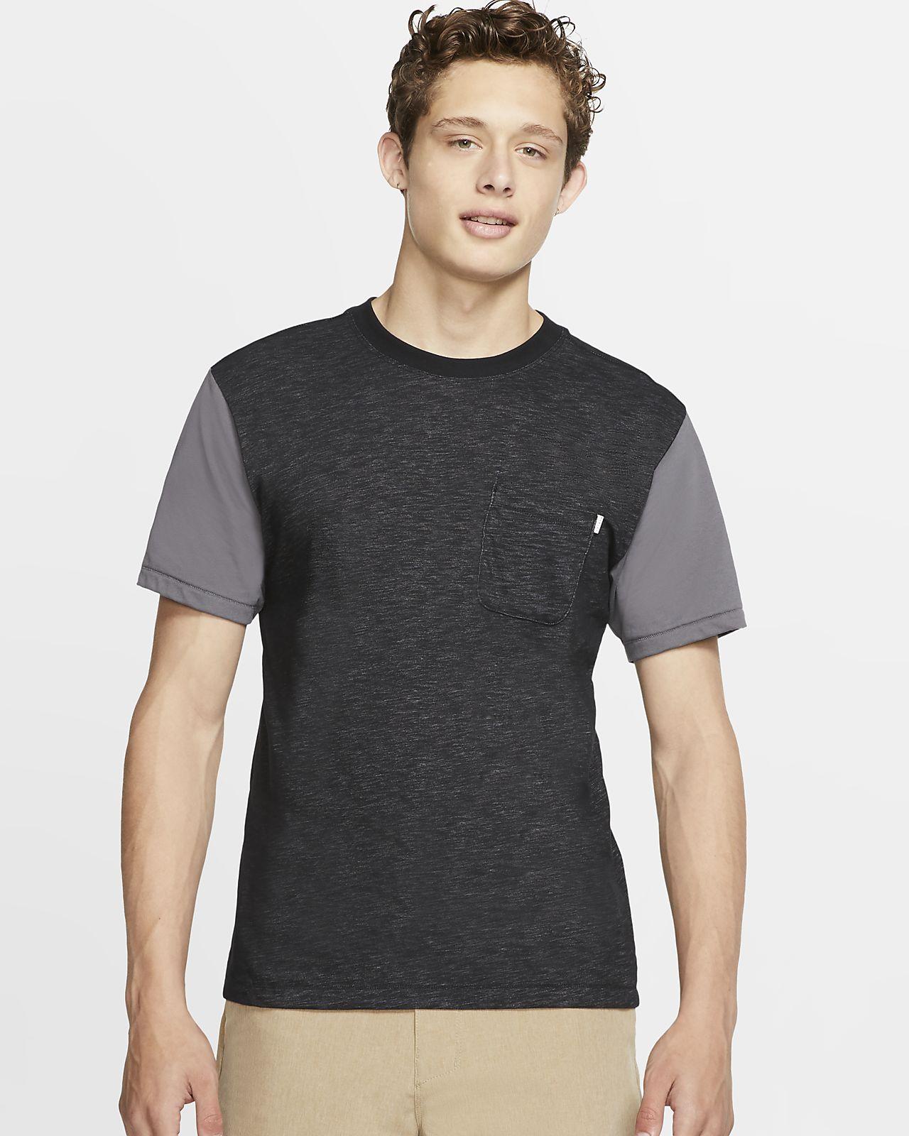 Hurley Dri-FIT Bridge Men's Short-Sleeve Knit Shirt