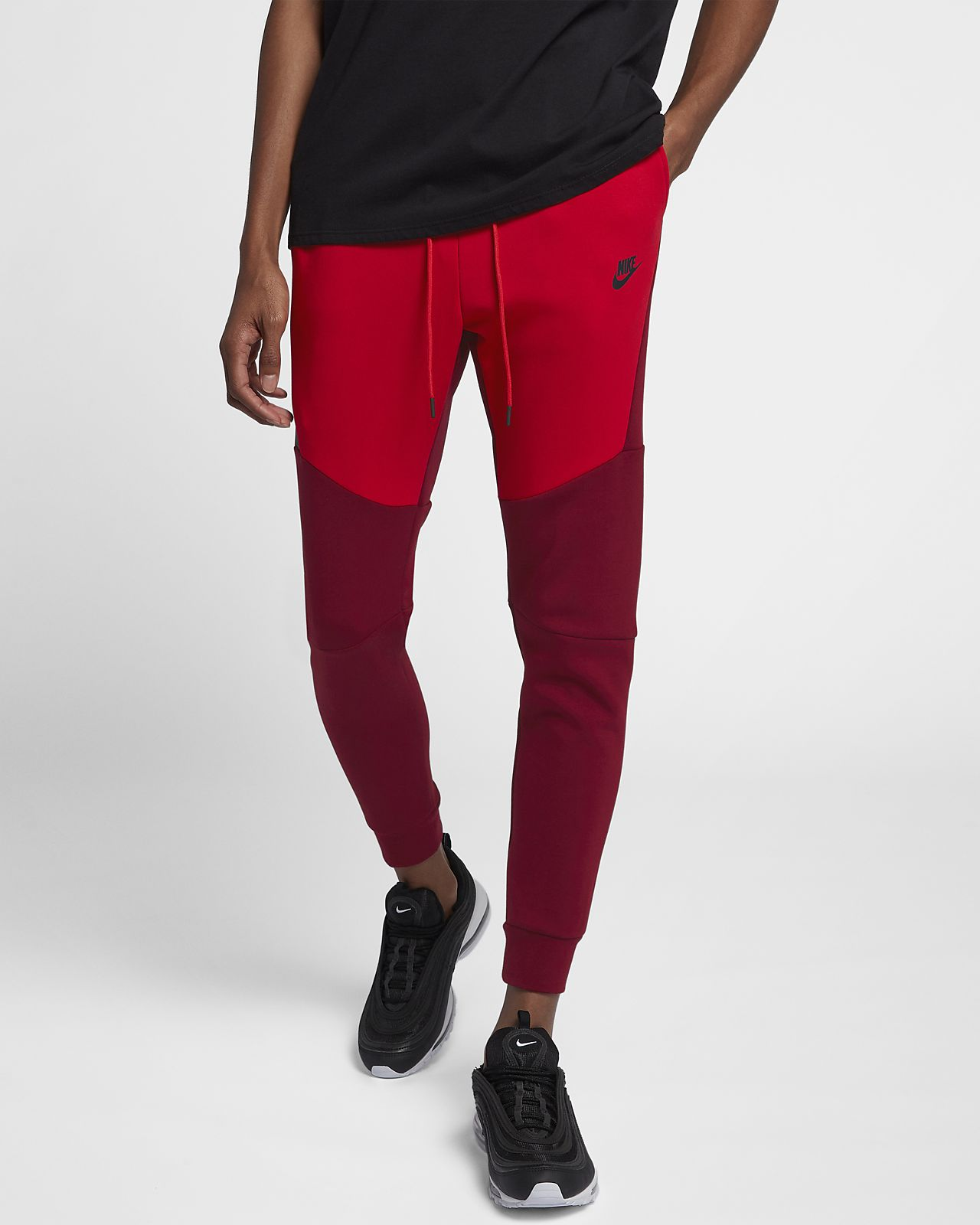 5a42a775741cd Pantalon de jogging Nike Sportswear Tech Fleece pour Homme. Nike.com BE