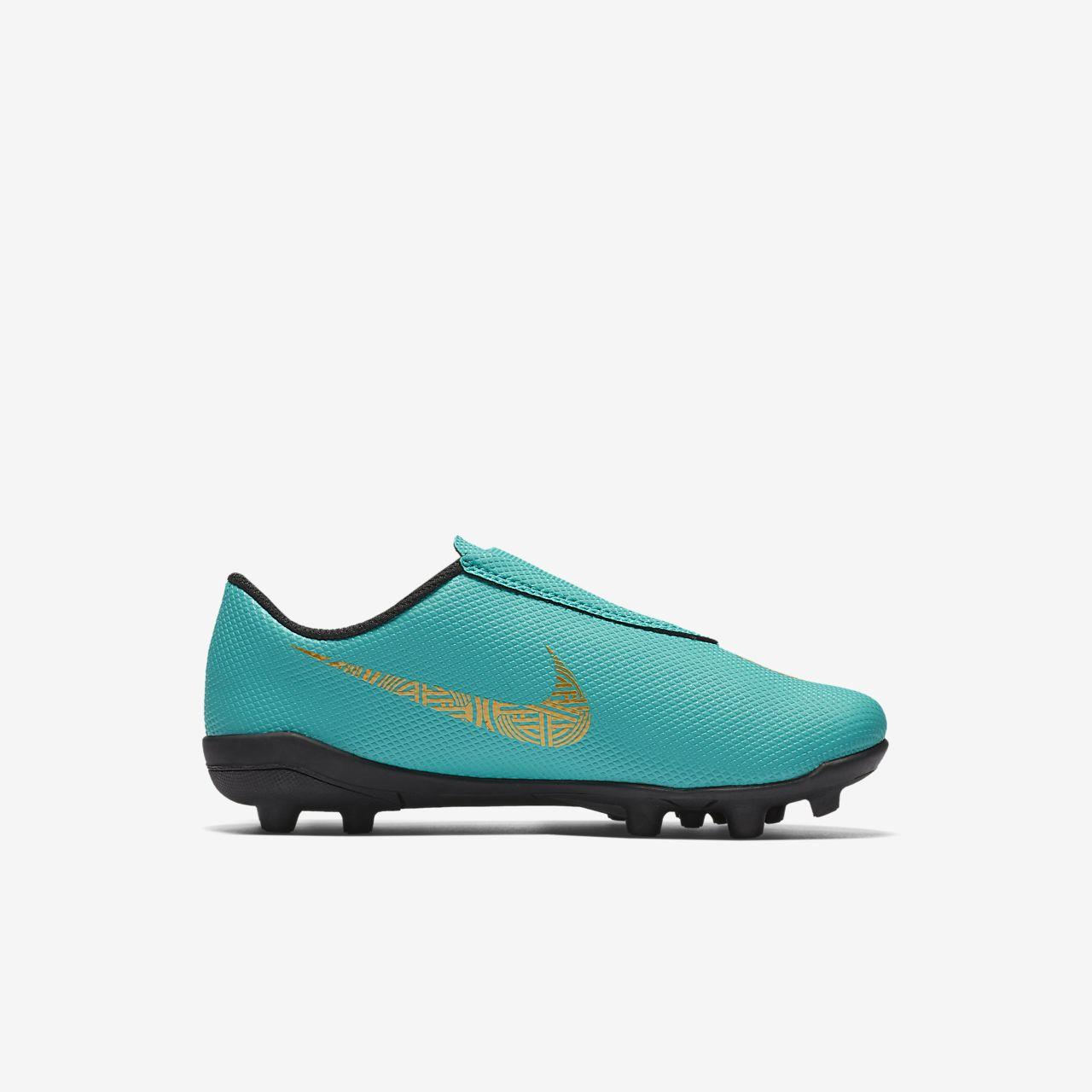 Nike Jr. Mercurial Vapor XII Club CR7 MG ToddlerYounger Kids' Multi Ground Football Boot