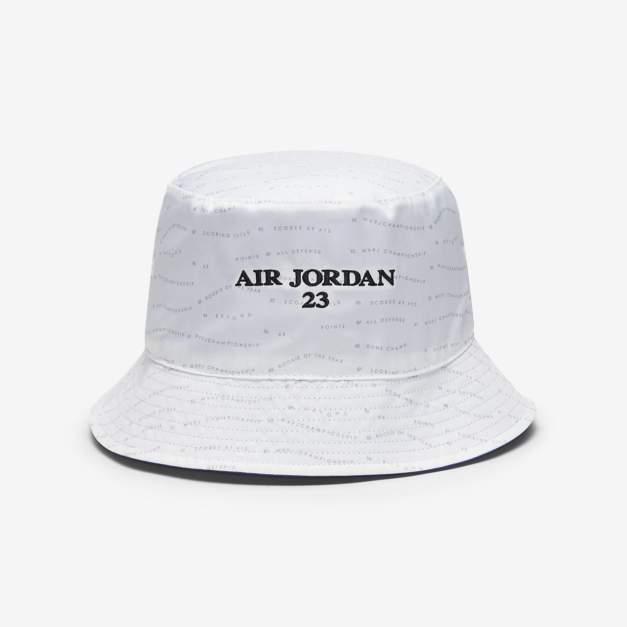 51f70e2179d Jordan AJ 10 Accolades Bucket Hat. Nike.com