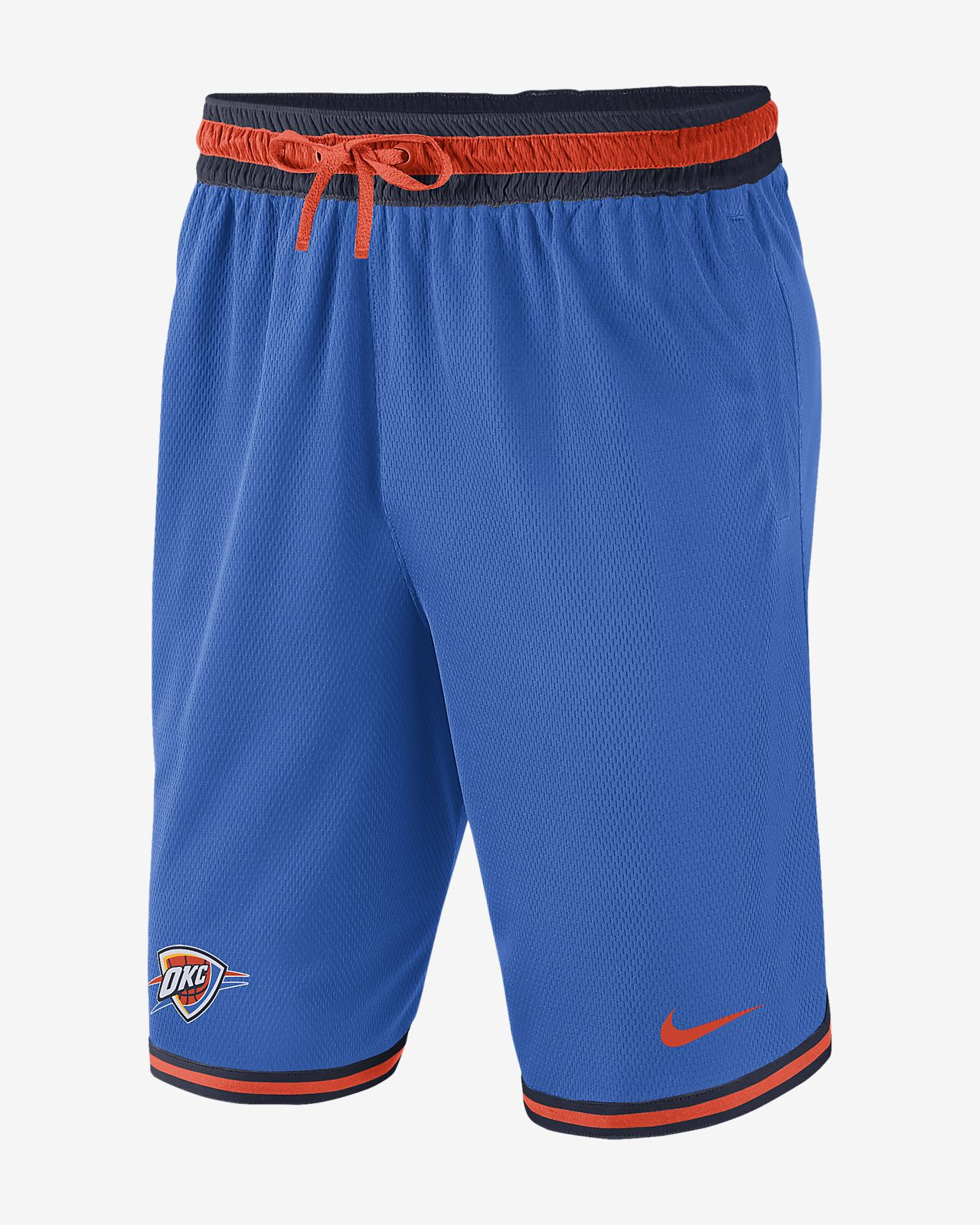 Oklahoma City Thunder Nike Men's NBA Shorts