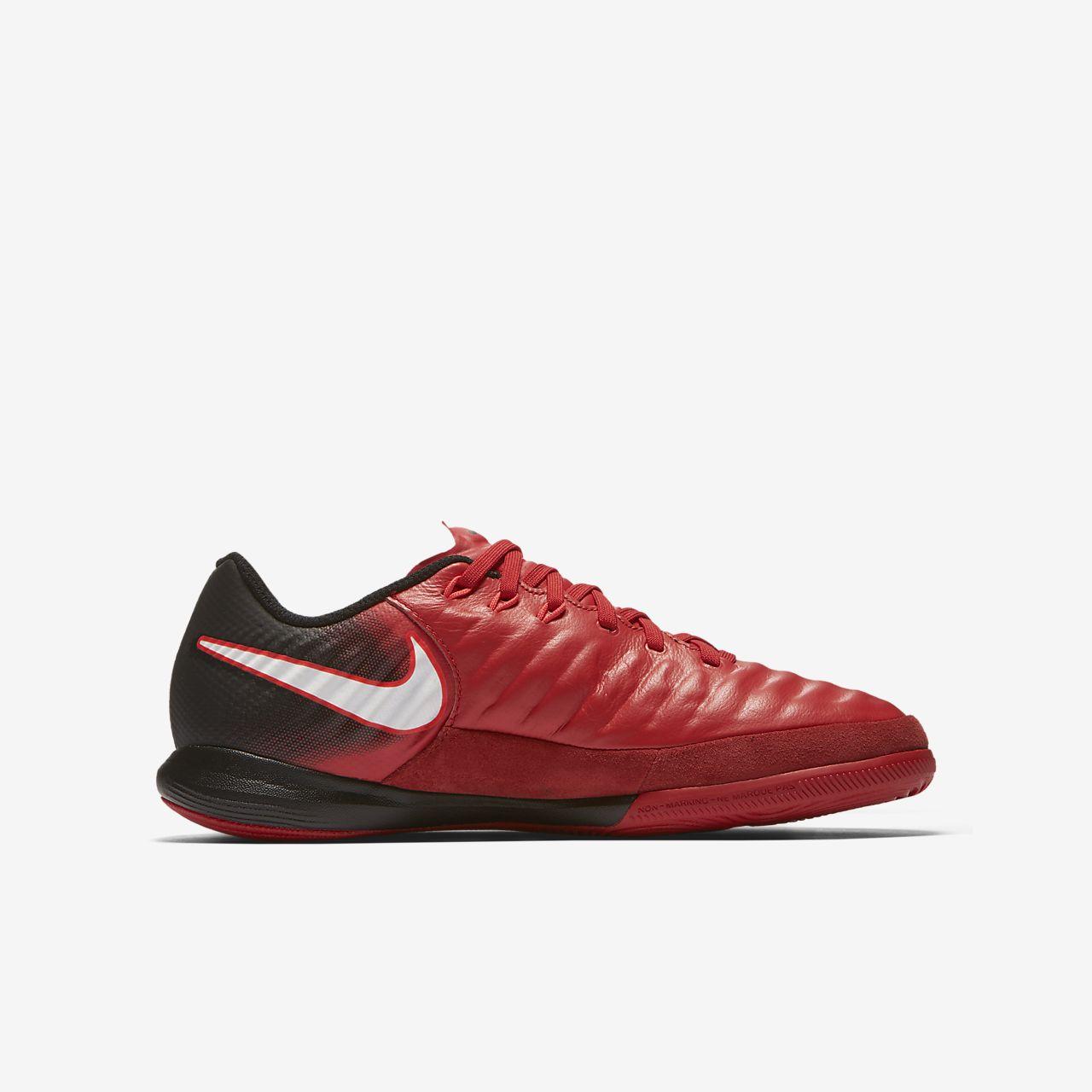 ... Nike Jr. TiempoX Proximo II Older Kids' Indoor/Court Football Shoe
