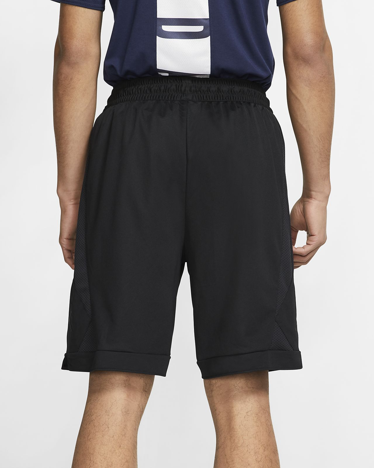 393e4d424d24e9 Jordan Authentic Triangle Men s Basketball Shorts. Nike.com