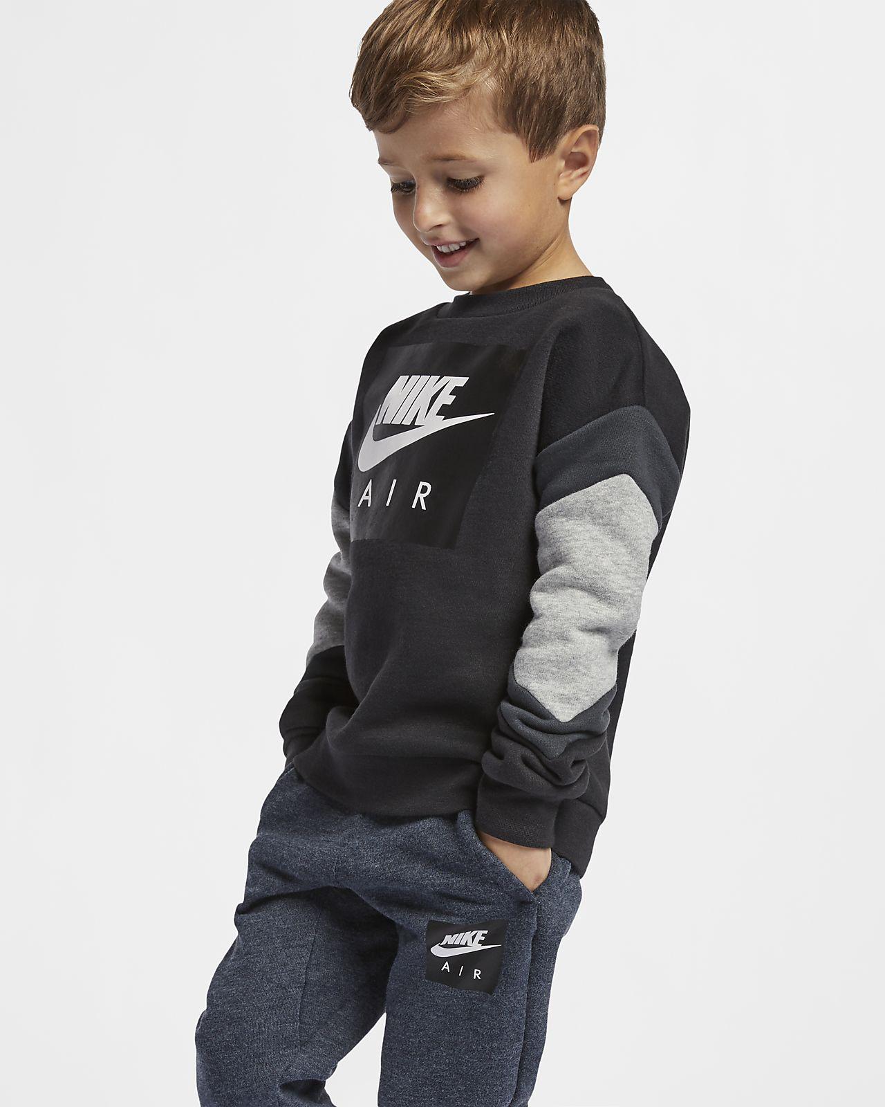 Nike Air Little Kids' Pullover Crew