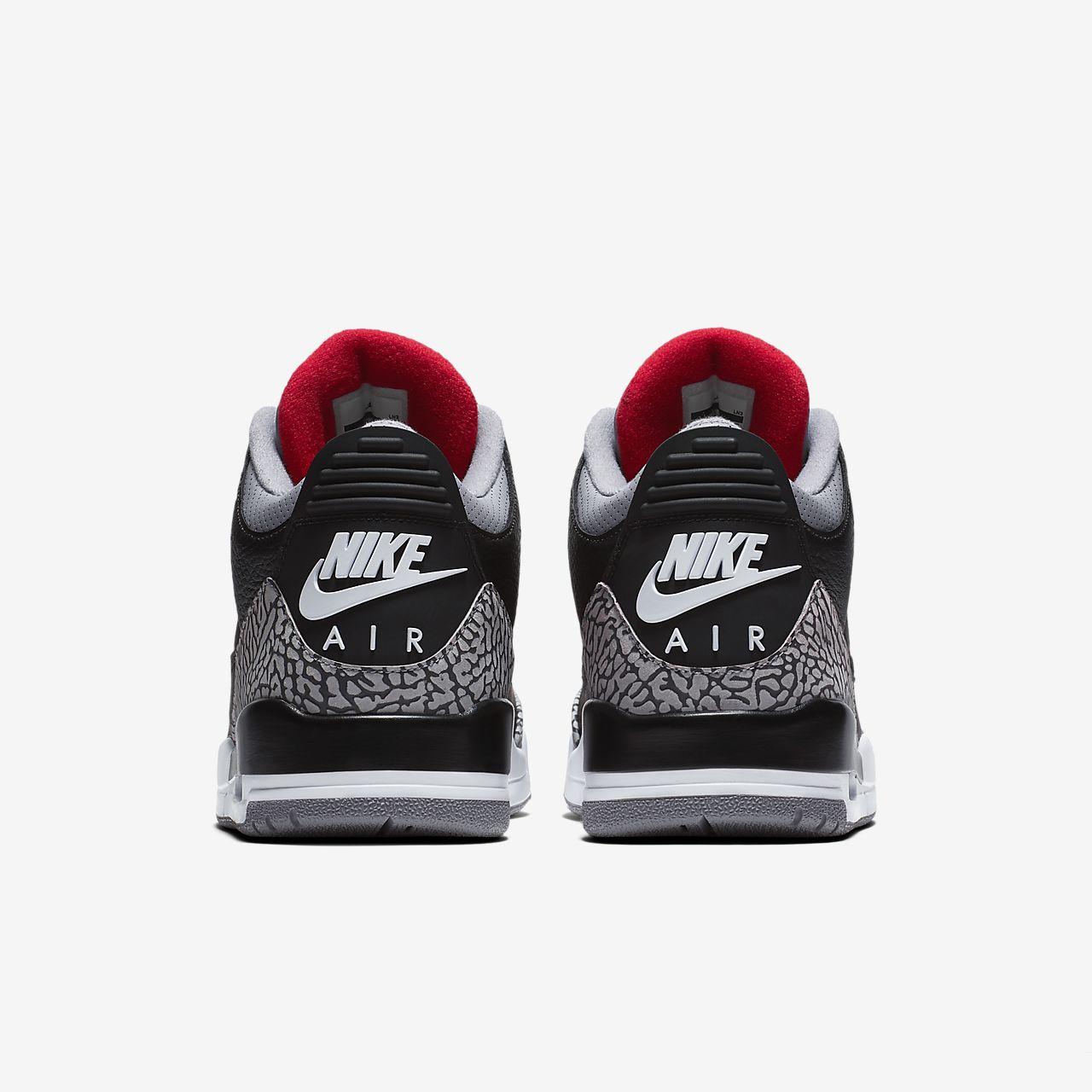 ... Air Jordan 3 Retro OG Men's Shoe