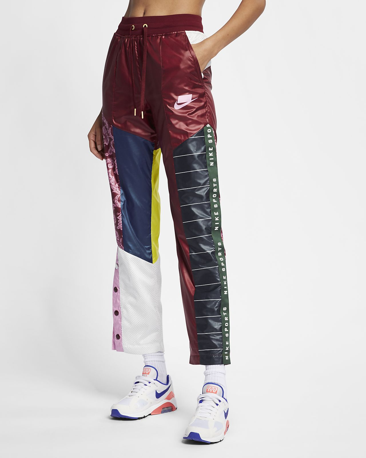 Track pants woven Nike Sportswear NSW - Donna