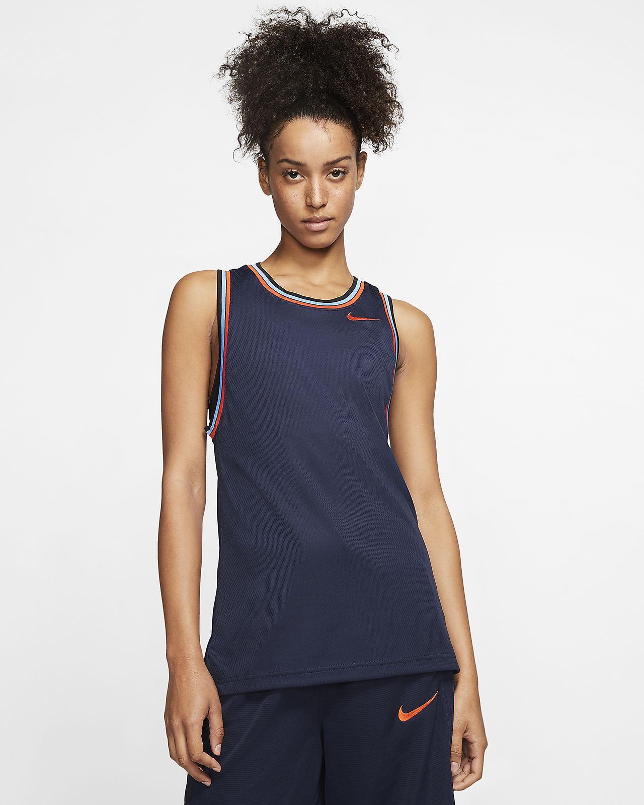 Nike Dri-FIT Basketbaltop zonder mouwen voor dames