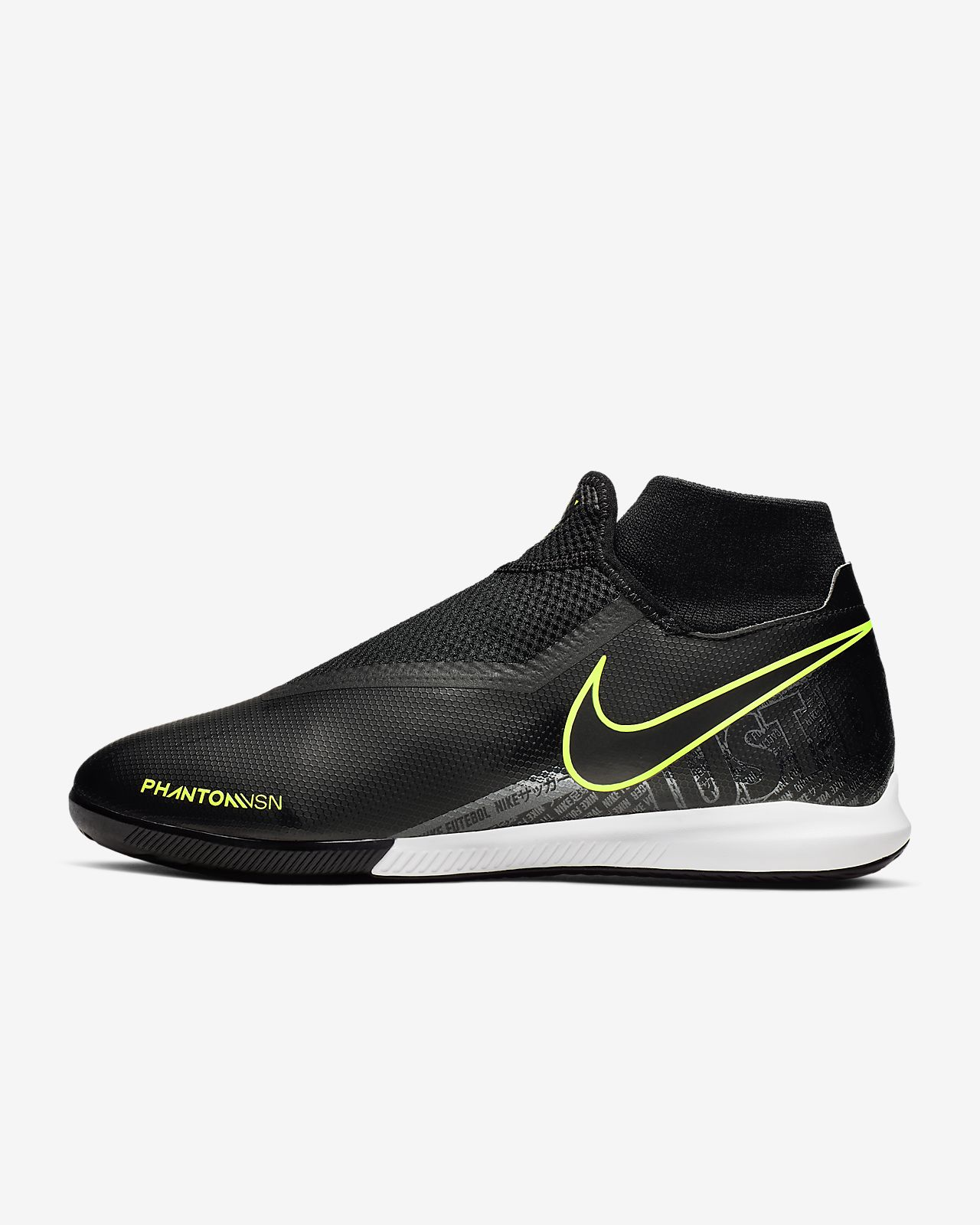 0d4106908be Nike Phantom Vision Academy Dynamic Fit IC Indoor/Court Soccer Shoe