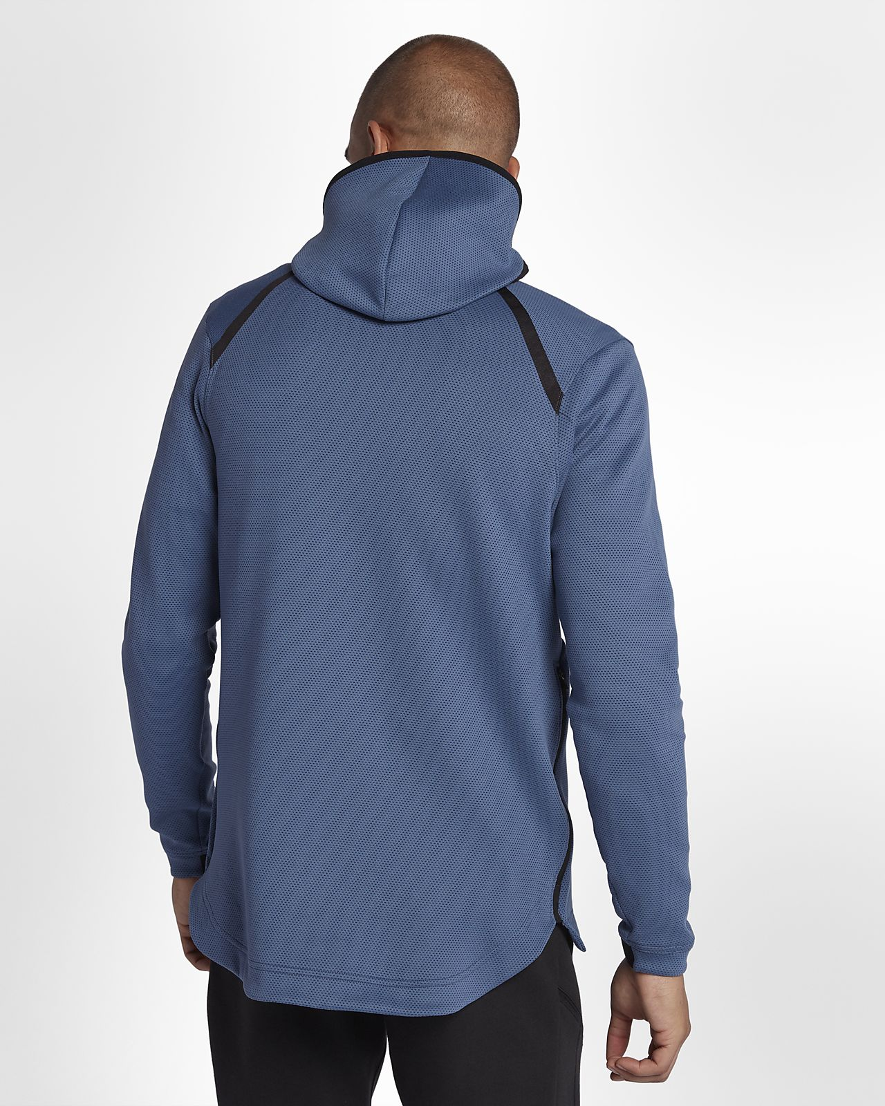 ... Nike Therma Flex Showtime Men's Basketball Full-Zip Hoodie