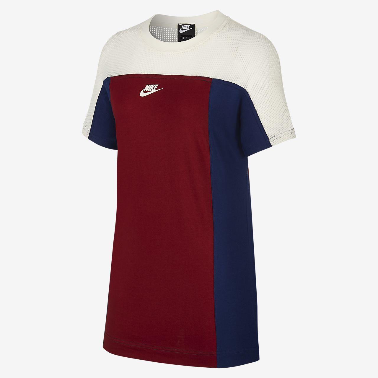 Nike Sportswear Mesh 女子连衣裙