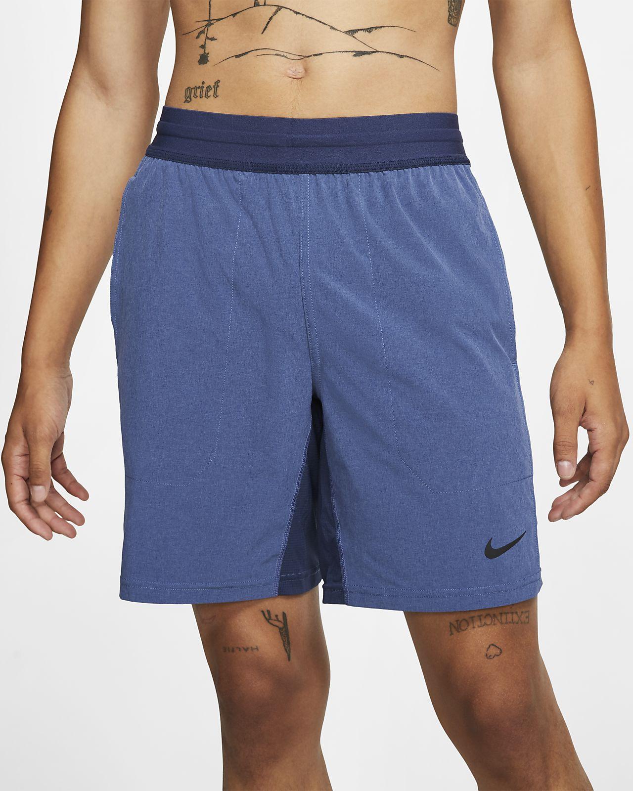 Nike Flex treningsshorts for yoga til herre