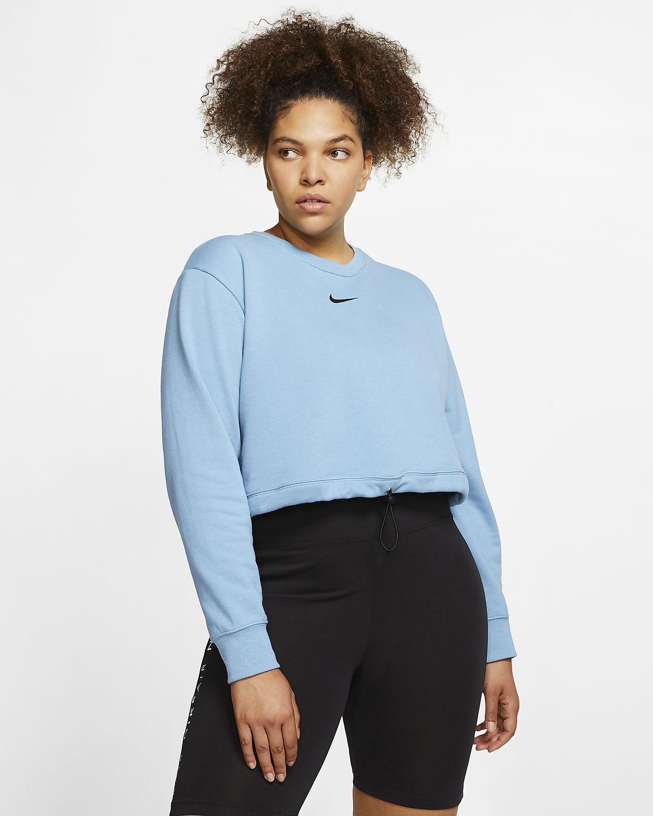 Nike Sportswear Damen Rundhalsshirt (große Größe)