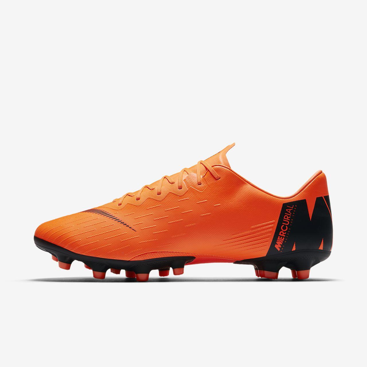 Nike Jr. Mercurial Victory VI AG Older Kids' Artificial-Grass Football Boot Orange DT4666271