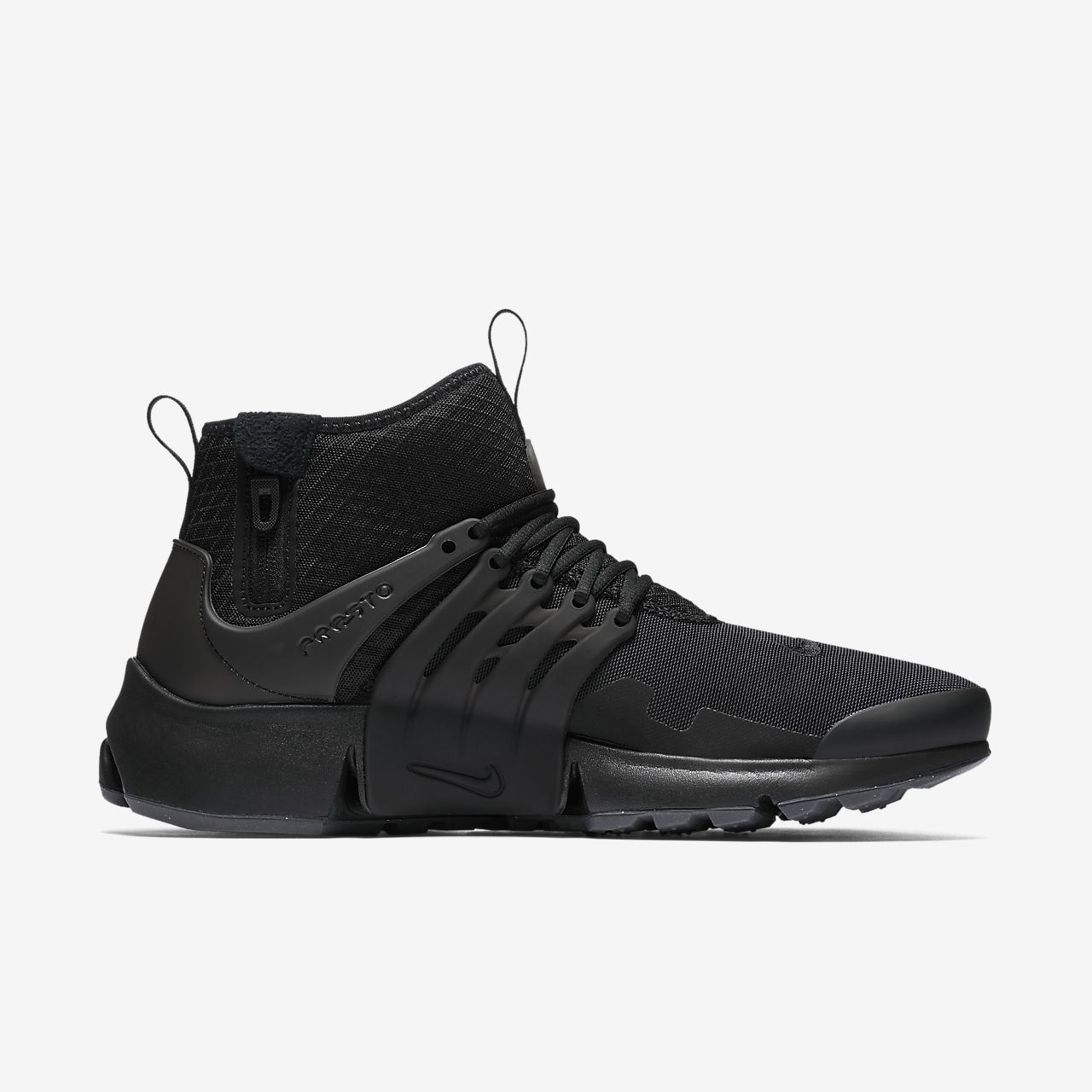 Nike Air Presto Mid Utility Men S Shoe Gray