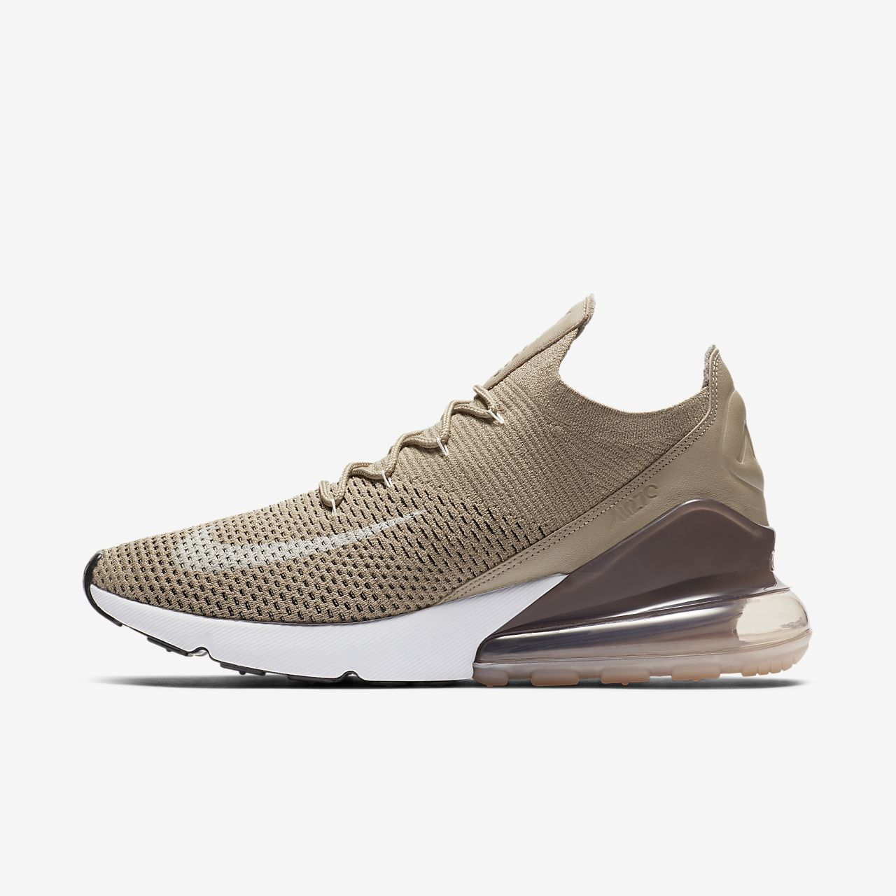 nike air max 270 flyknit uomo rose