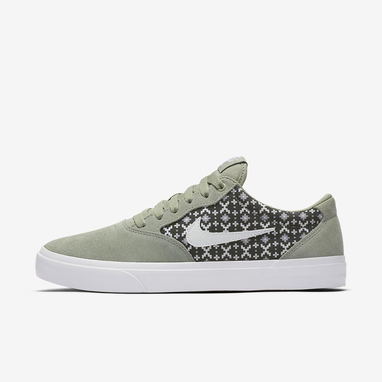 Nike SB Chron Solarsoft Premium Skate Shoe