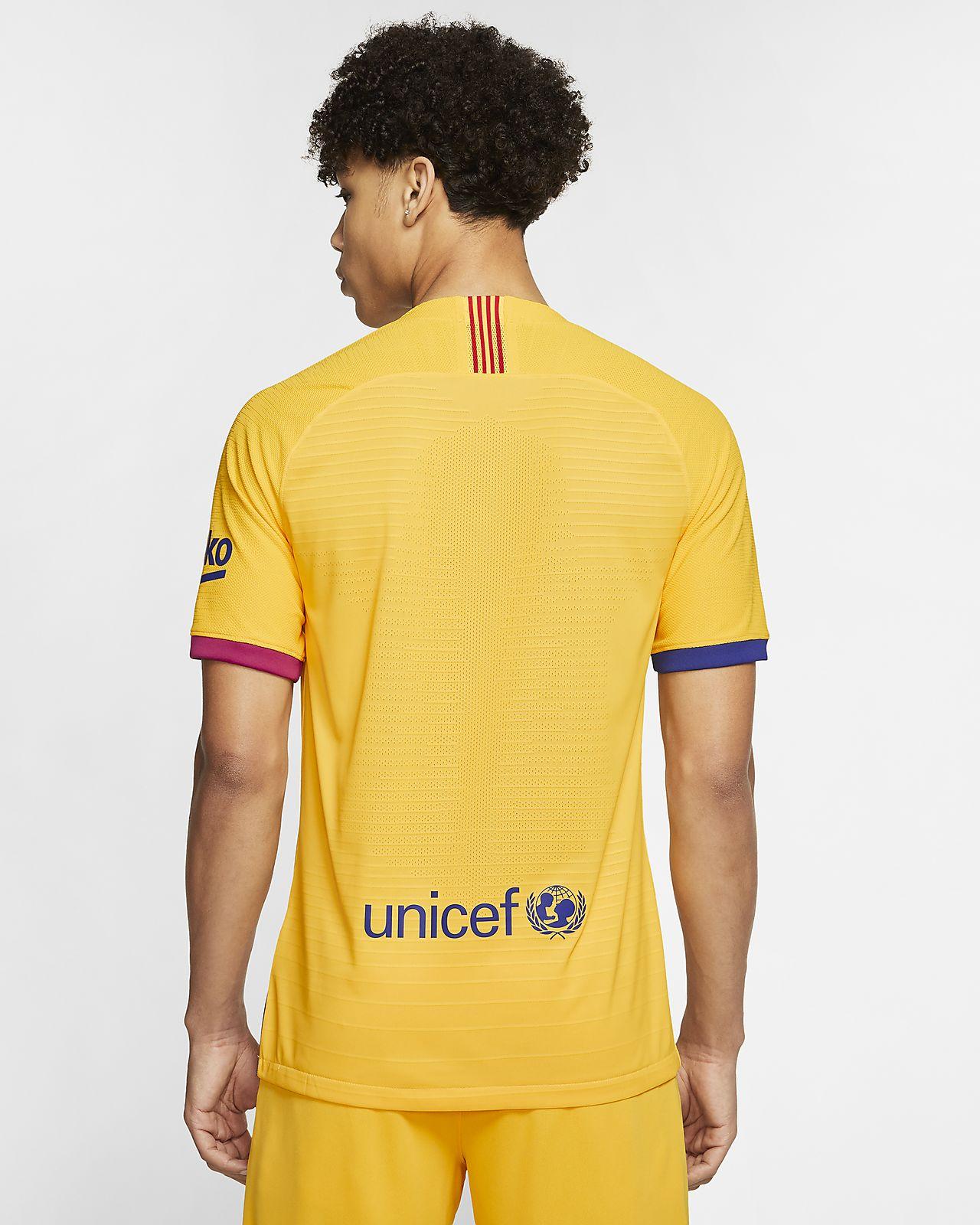 cheaper f76ac 0740c FC Barcelona 2019/20 Vapor Match Away Men's Soccer Jersey
