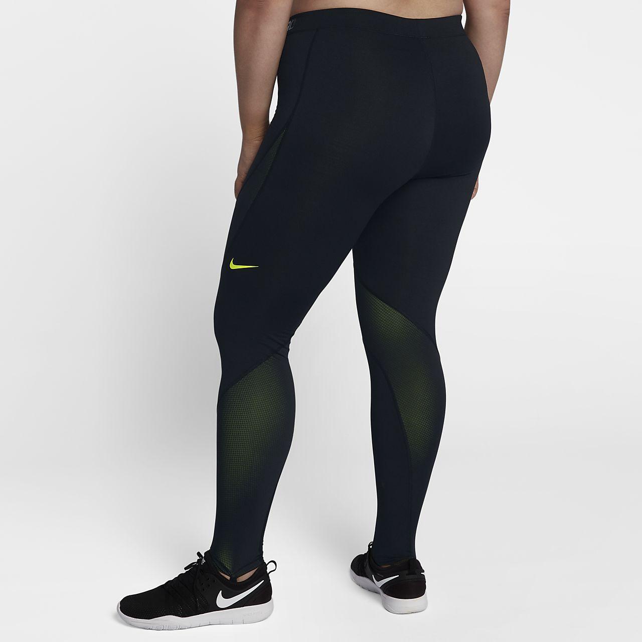 ... Nike Pro HyperWarm (Plus Size) Women's Training Tights