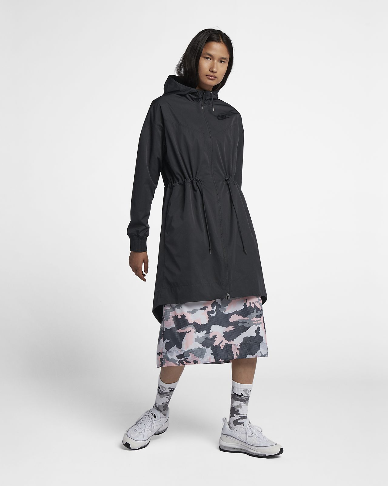 92f19fcae Nike Sportswear Shield Windrunner Women's Jacket. Nike.com
