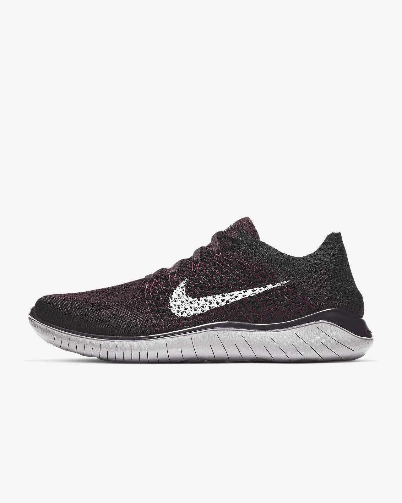 Mx Rn Hombre Running Free 2018 Calzado Flyknit Nike Para De qgnzTP