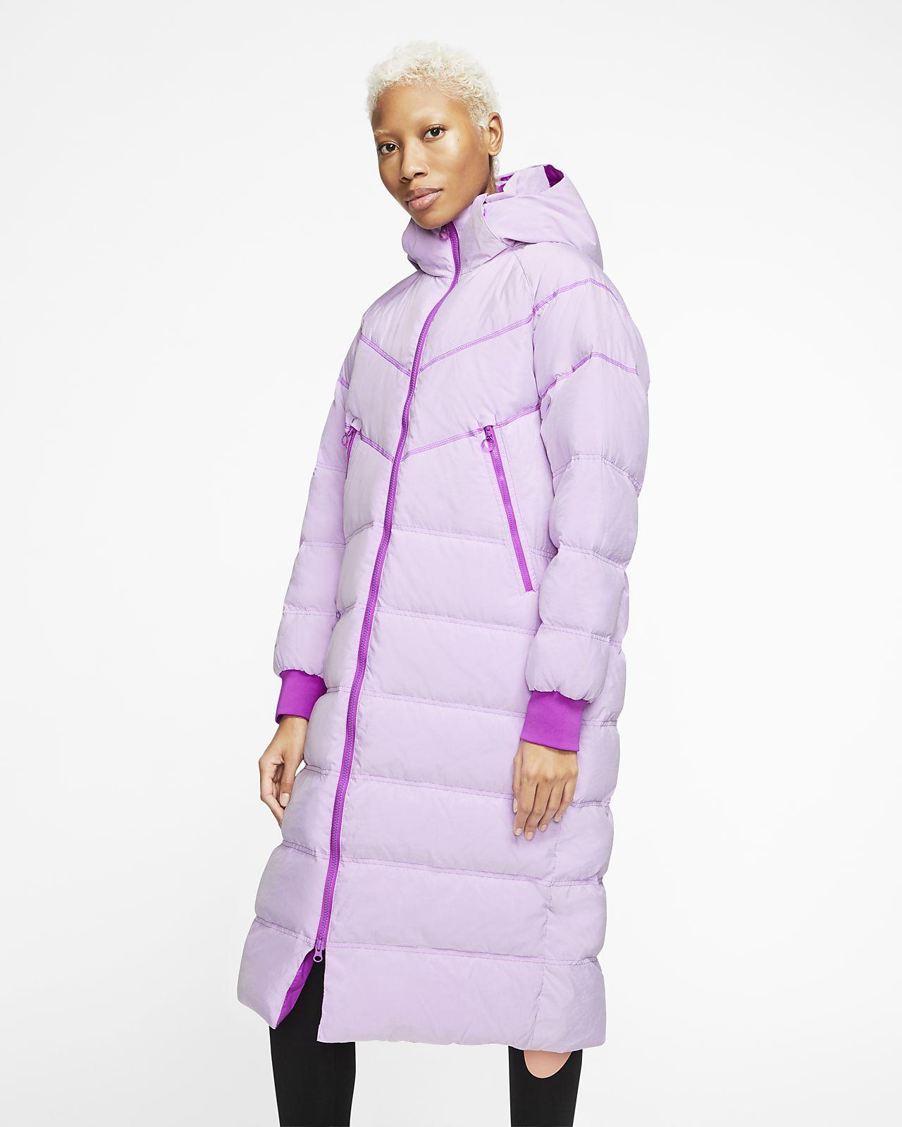 Nike Sportswear Down-Fill City Ready Parka voor dames