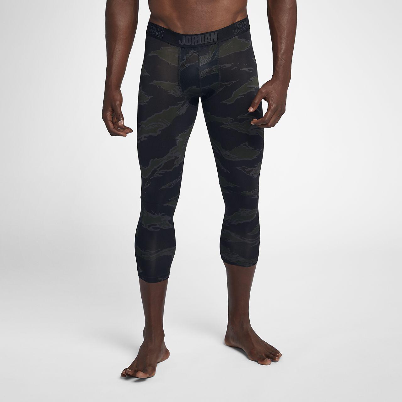Jordan Dri-FIT 23 Alpha Men s Print 3 4 Training Tights. Nike.com 52f11d26c6