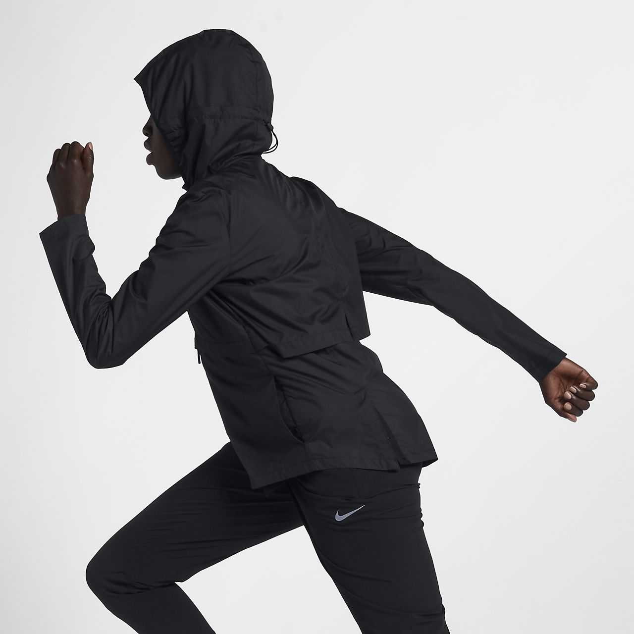 0a3993018cf1 Nike Essential Women s Packable Running Rain Jacket. Nike.com PT