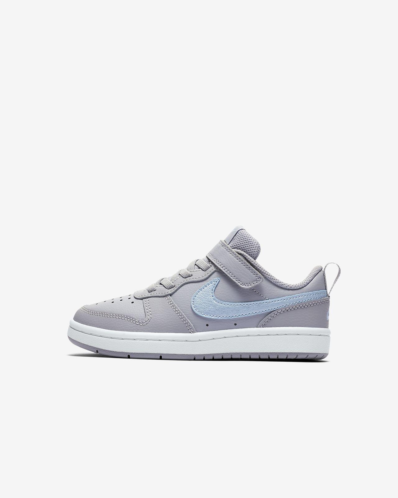 Chaussure Nike Court Borough Low 2 EP pour Jeune enfant