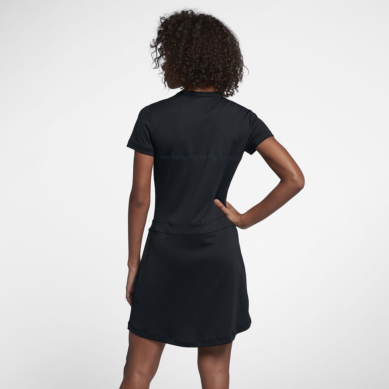 ... Nike Dri-FIT Women's Short Sleeve Golf Dress