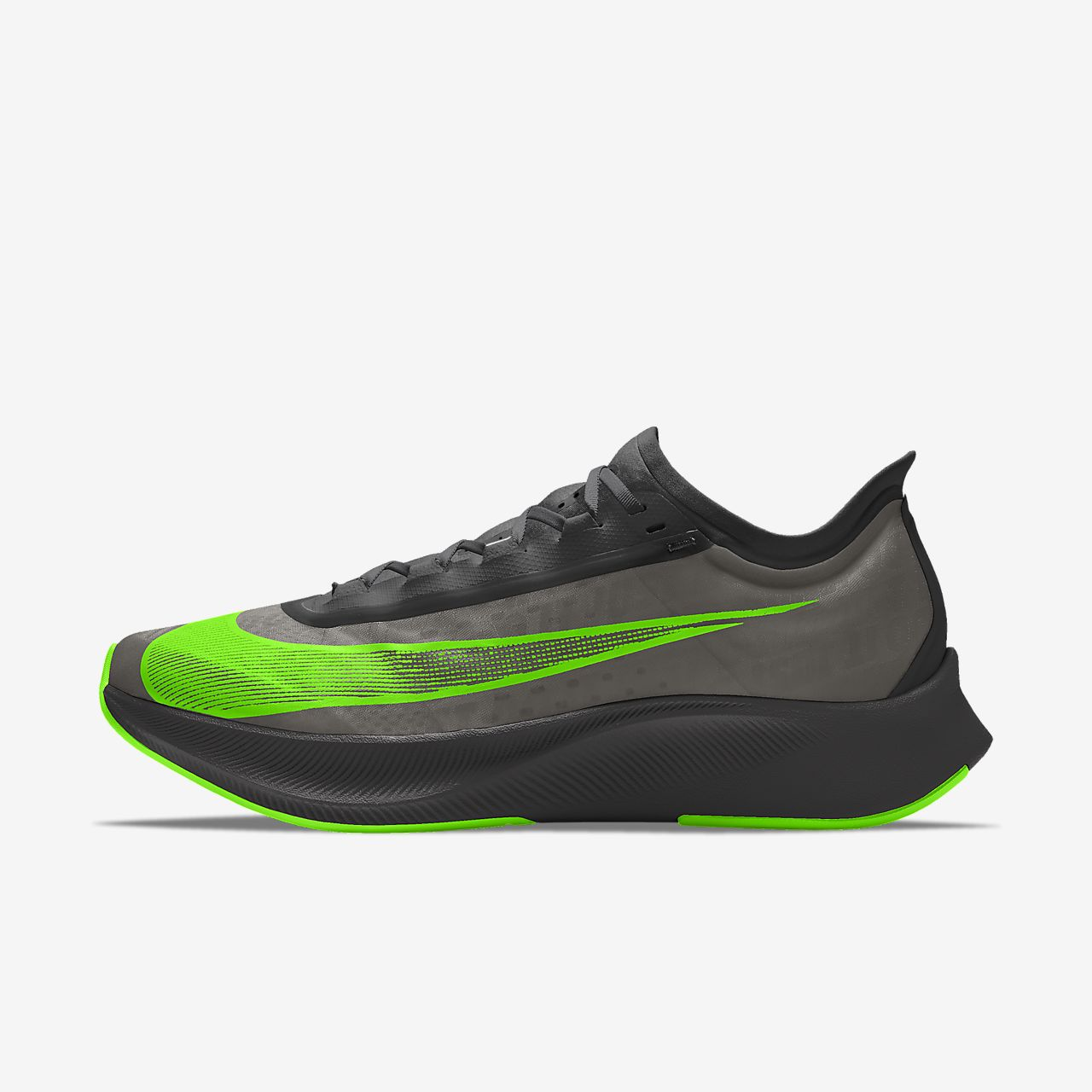 Nike Zoom Fly 3 Premium By You personalisierbarer Laufschuh