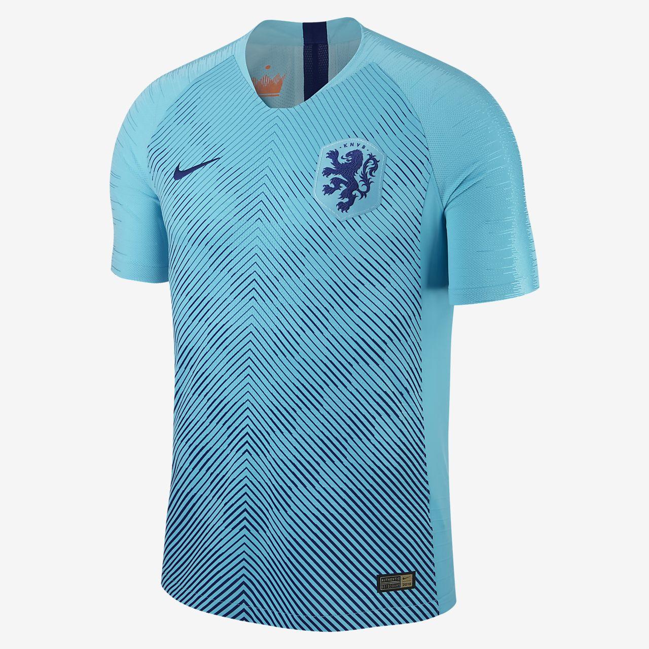 2018 Netherlands Vapor Match Away Men s Football Shirt. Nike.com LU b6da01719
