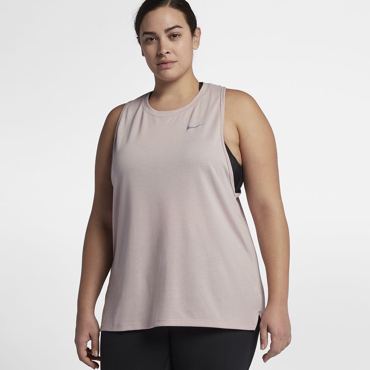 Women's Nike Miler - Running Tank MV343812l