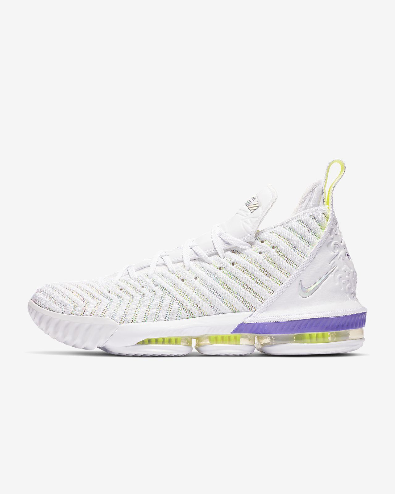 ee7f8c2be Calzado de básquetbol LeBron 16. Nike.com PR