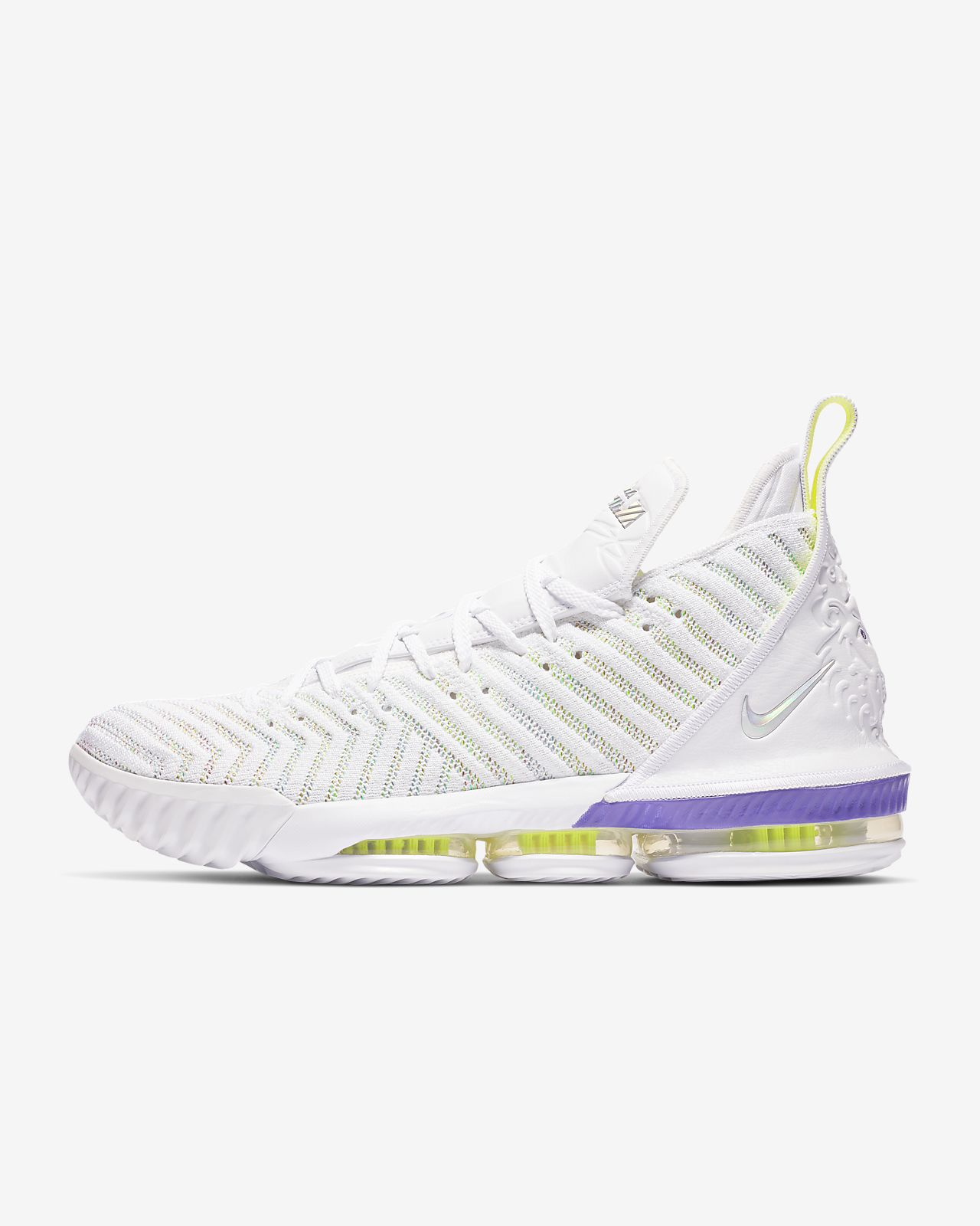 69c2054552e9fd LeBron 16 Basketball Shoe. Nike.com GB