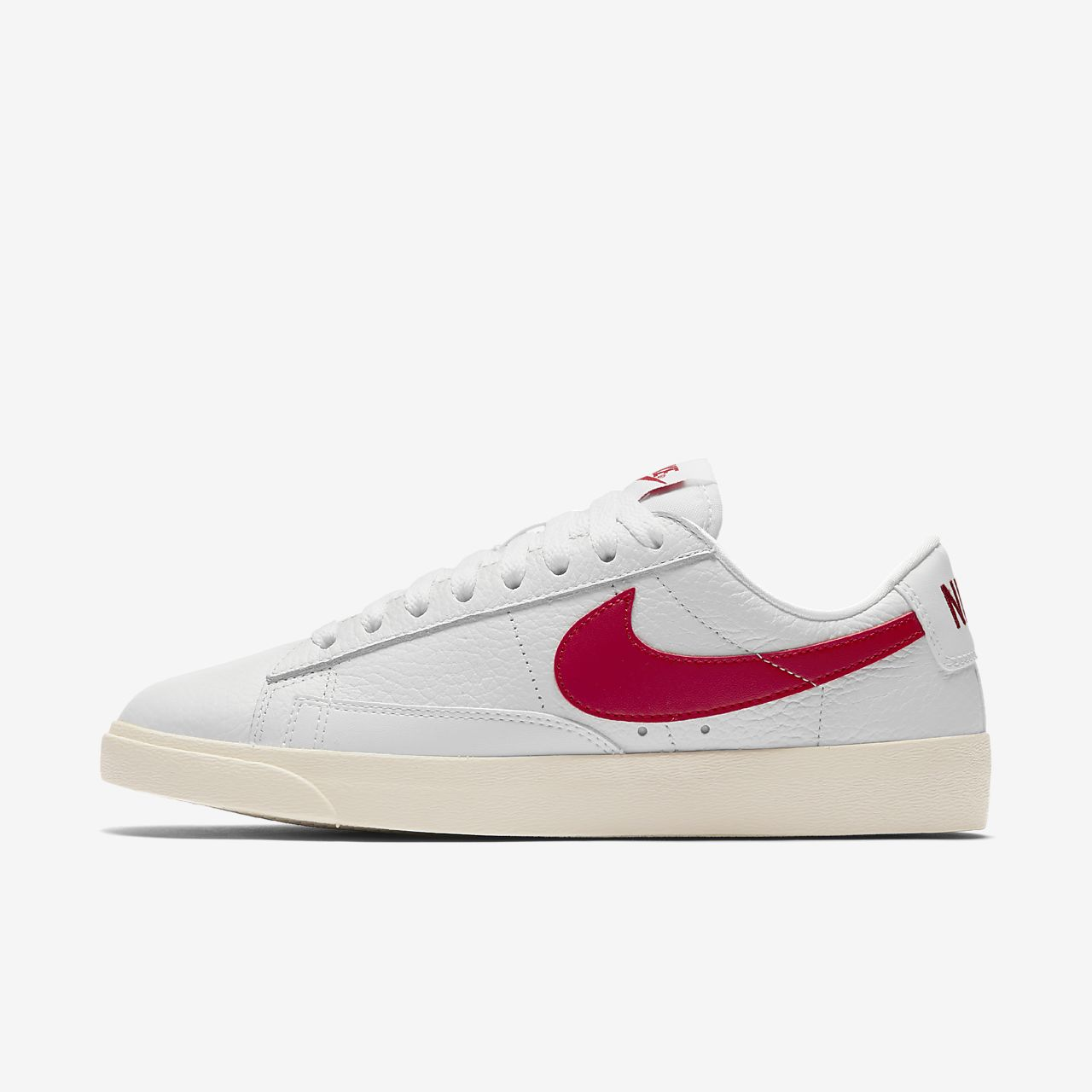 Nike Blazer Mid Premium Bas En Cuir Porte-documents Womans