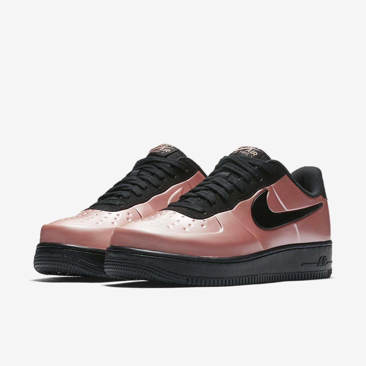 nike air force 1 foamposite pro cupsole review
