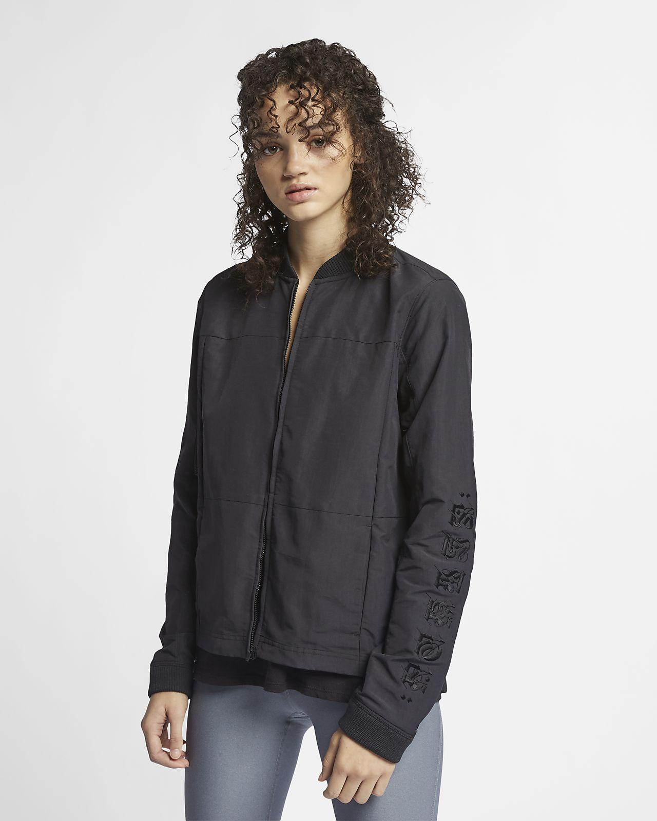 Hurley Cryptik Women's Bomber Jacket