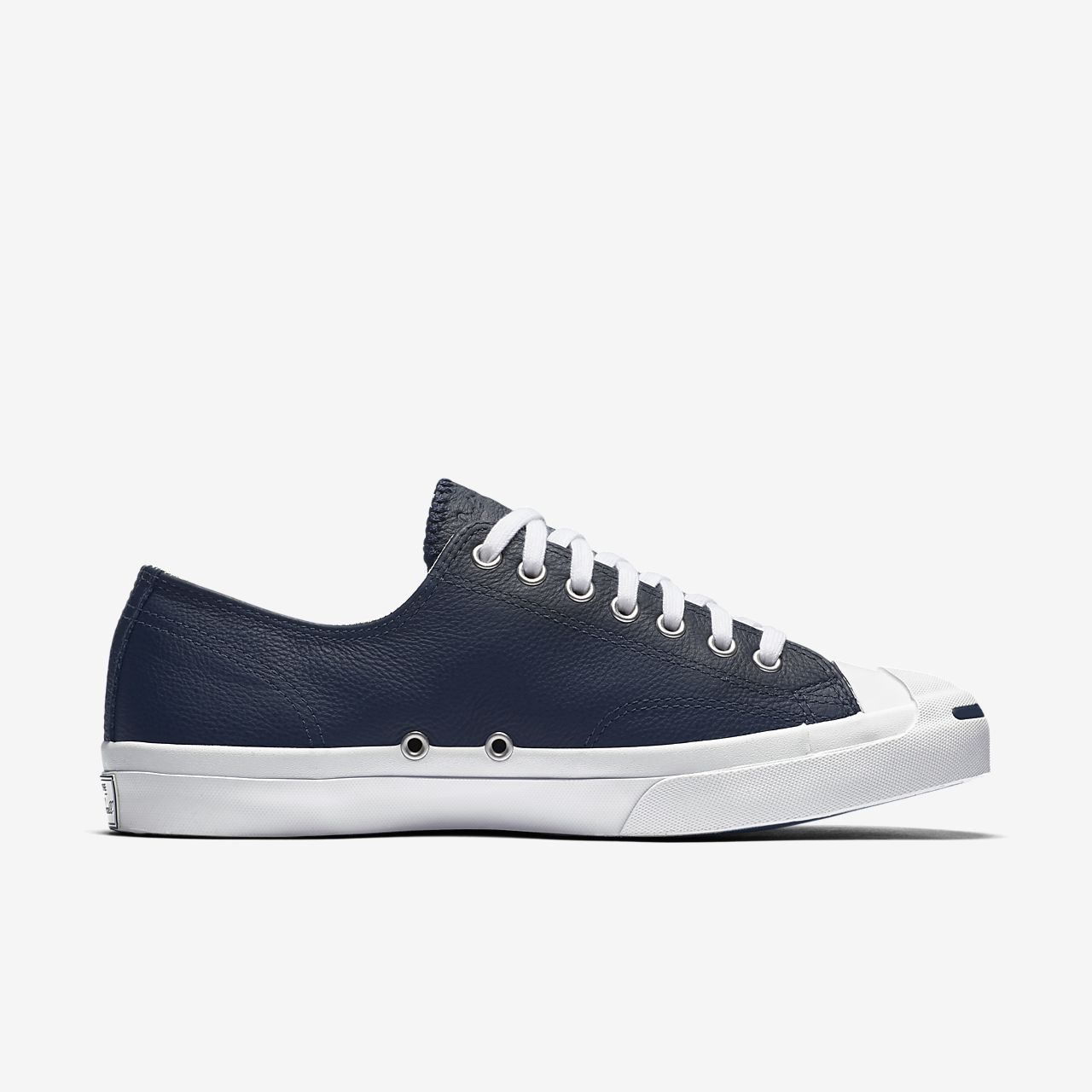 ... Converse Jack Purcell Leather Low Top Unisex Shoe