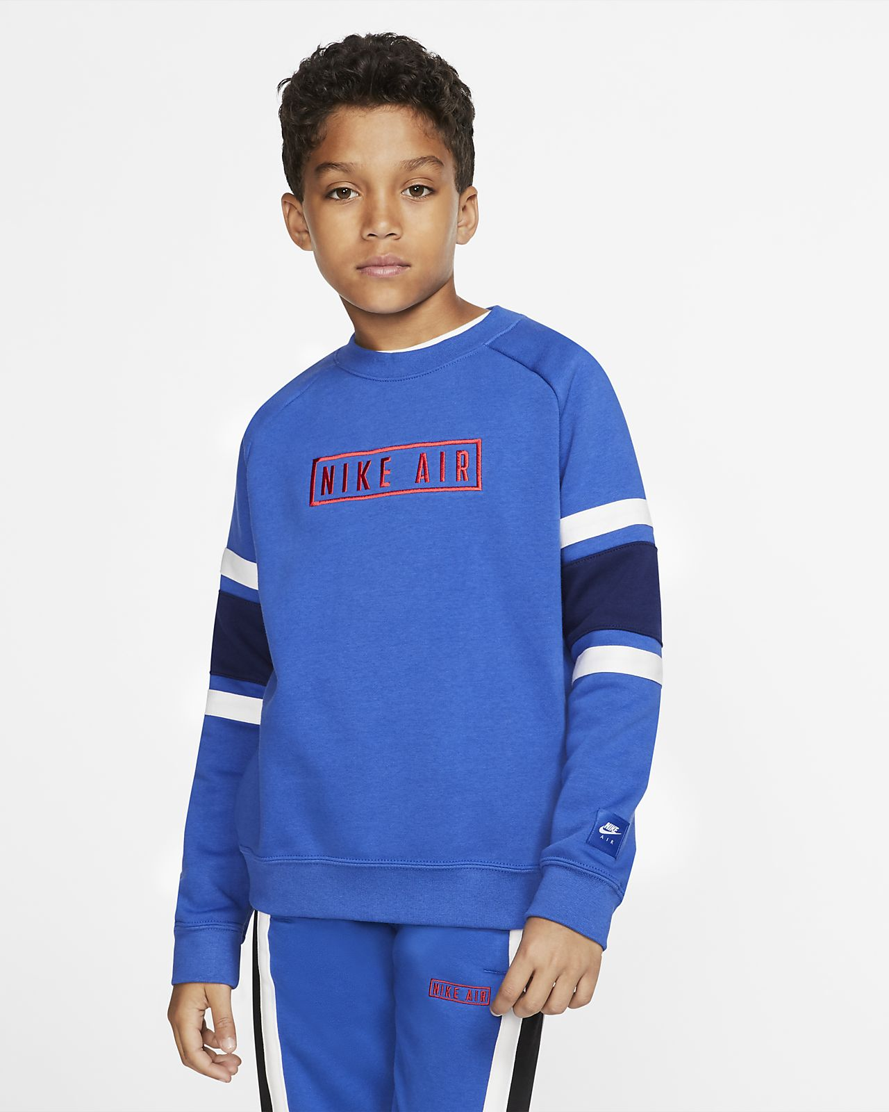 Nike Air Older Kids' (Boys') Crew
