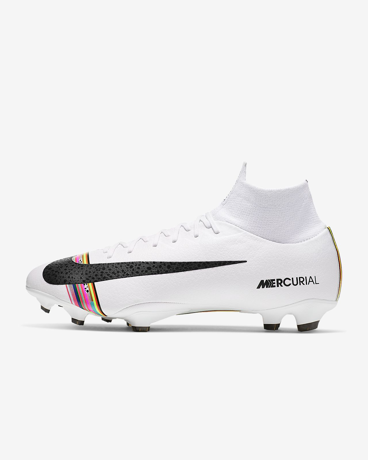 Chaussure de football à crampons pour terrain sec Nike Superfly 6 Pro LVL UP FG