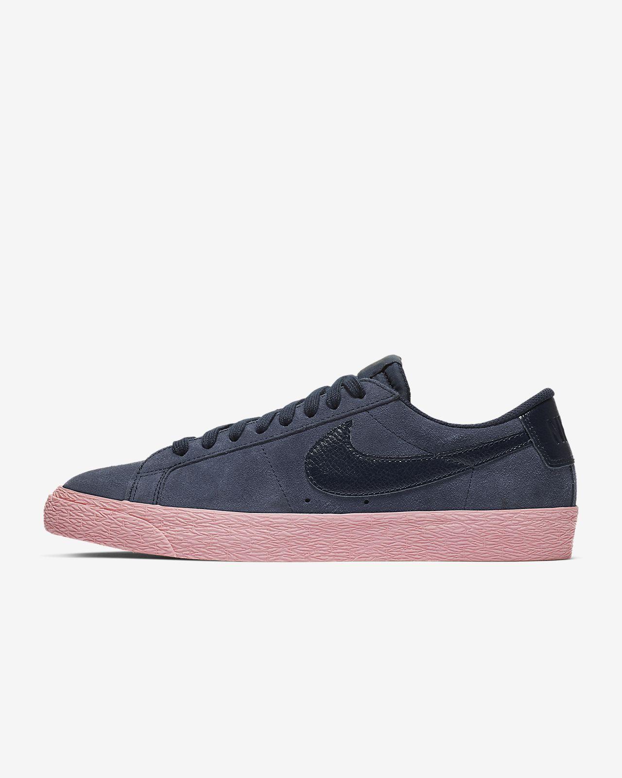 Skateboardsko Nike SB Blazer Zoom Low för män