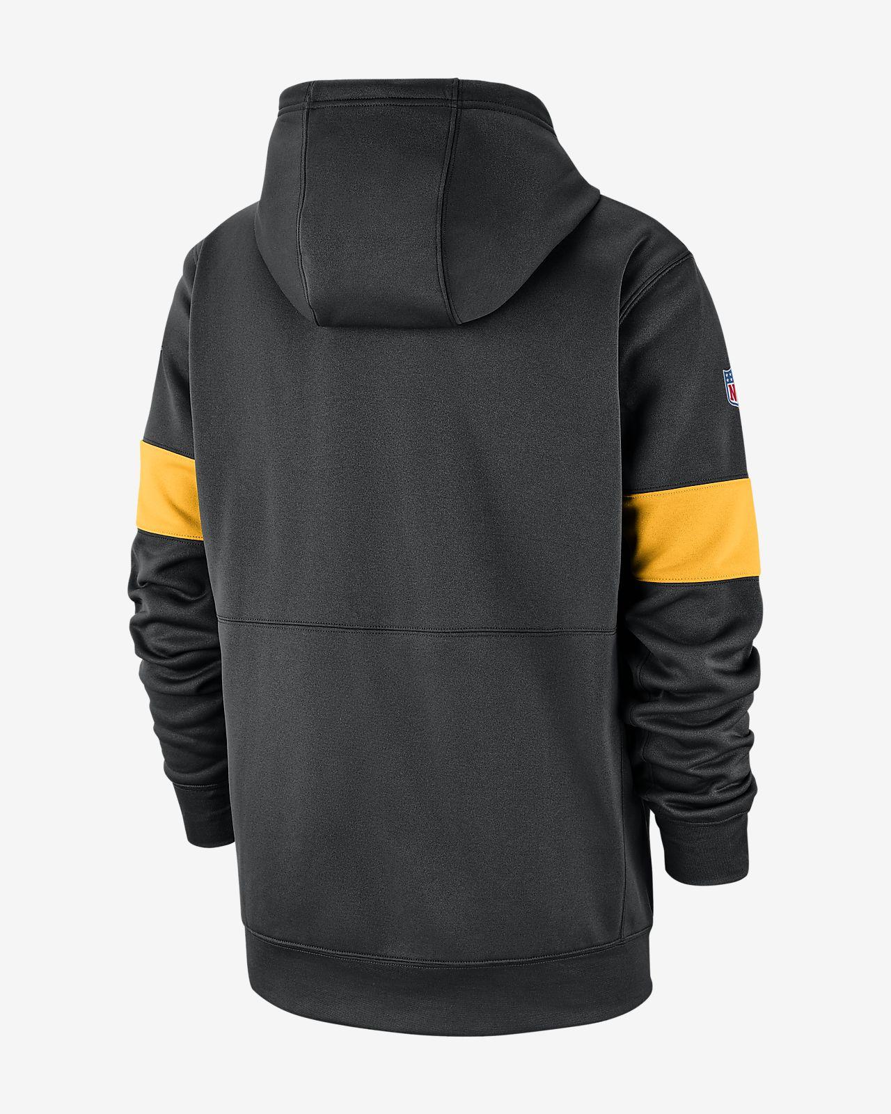 best cheap 20e3d ddc49 Nike Therma (NFL Steelers) Men's Hoodie