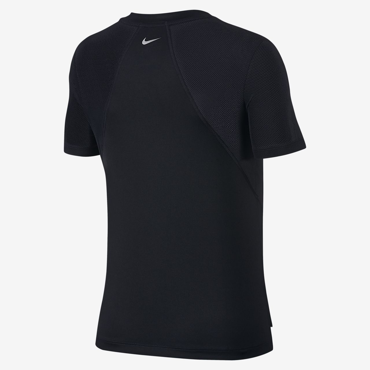 Nike Miler Women s Short-Sleeve Metallic Running Top. Nike.com IN 503b904b2