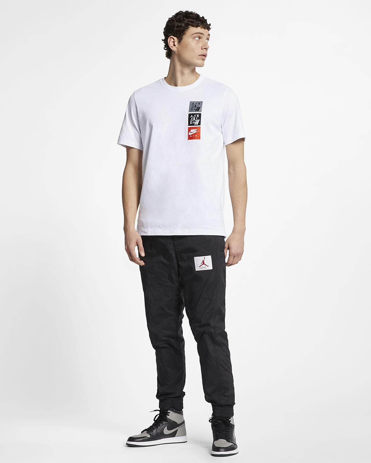 243ba39050 Jordan Legacy AJ4 Woven Labels Camiseta - Hombre. Nike.com ES