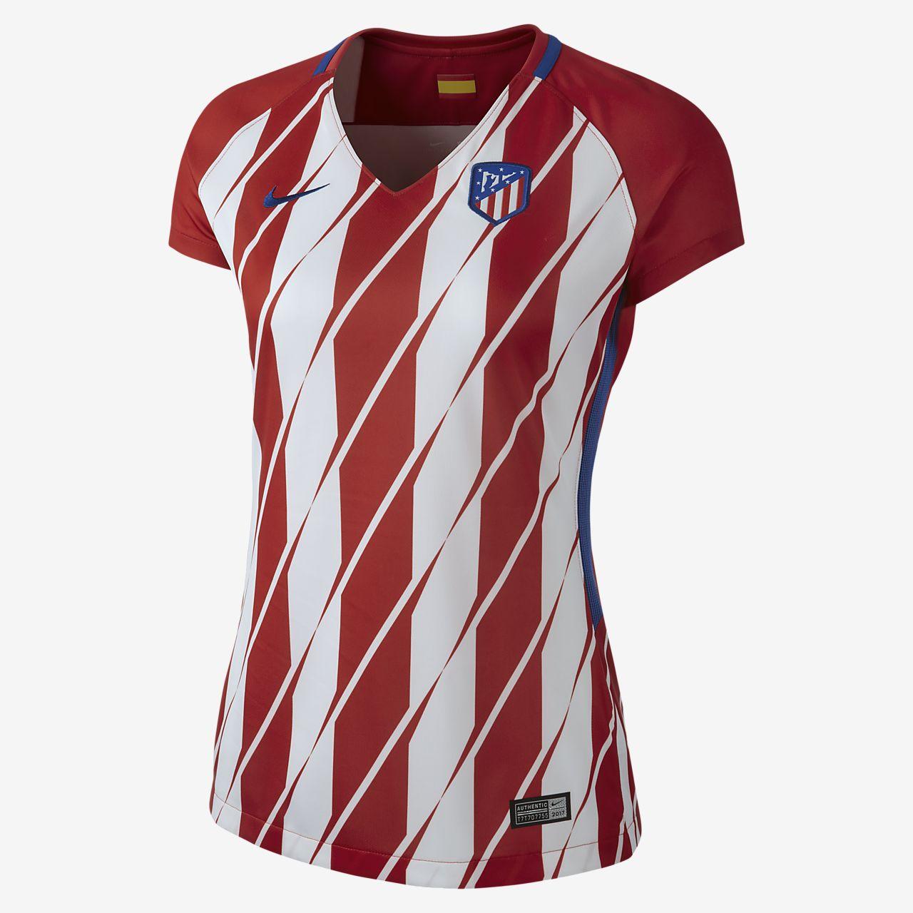 equipacion entrenamiento Atlético de Madrid chica e143392ddf397